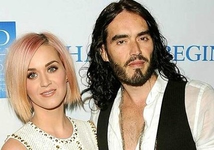 Kate Perry, Russel Brand