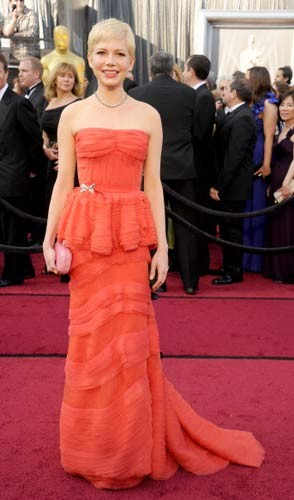 red carpet oscar 2012