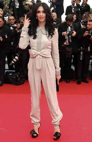 cannes red carpet 2011