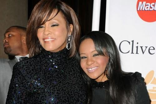 bobbi kristina brown,whitney houston,vip,gossip