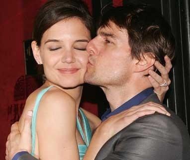 Tom Cruise, Katie Holmes, Olga Kurylenko, vip., gossip